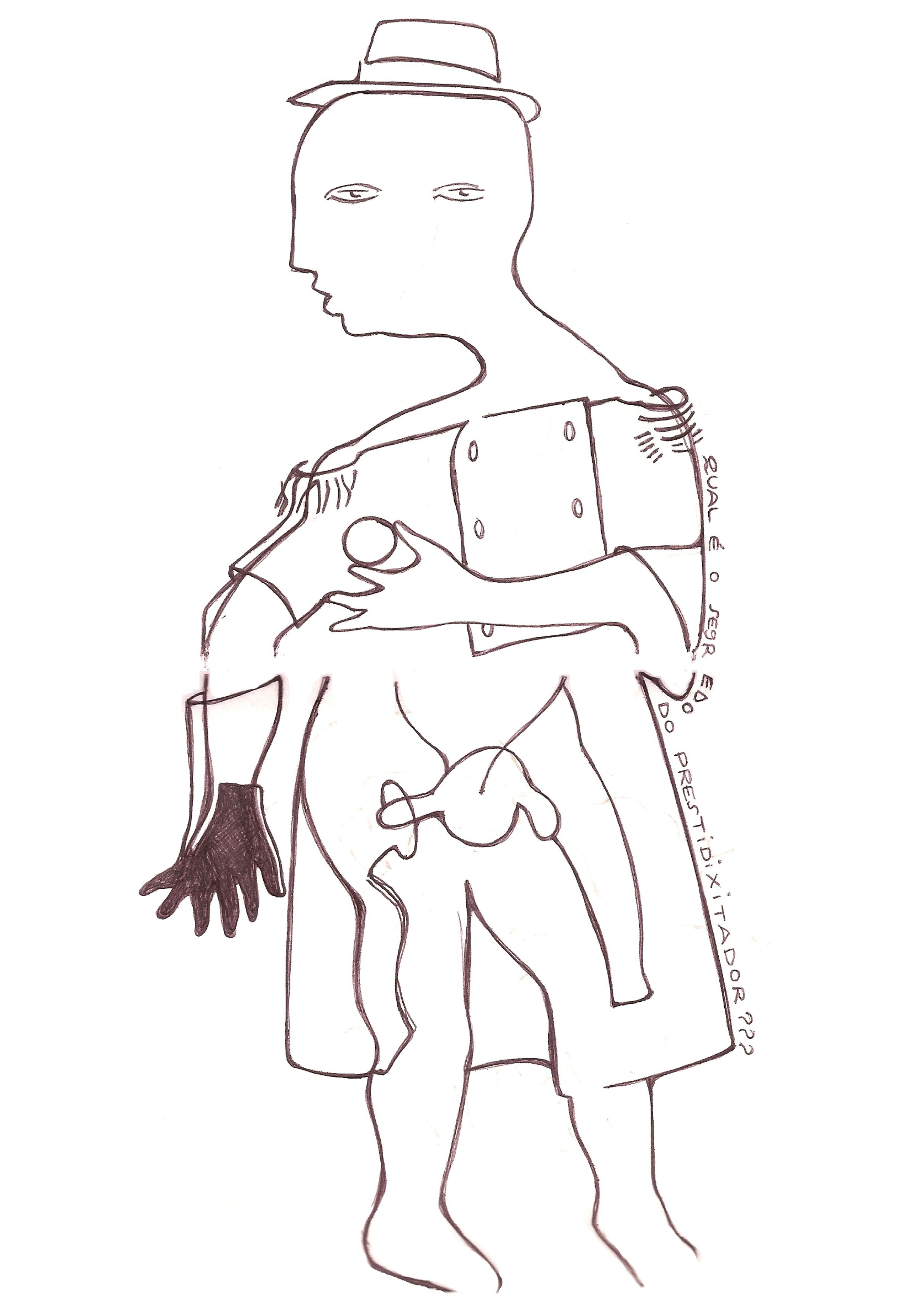 Ladislau da Regueira   As'stâncias em Mosty 07 # Pertidixitador   2005