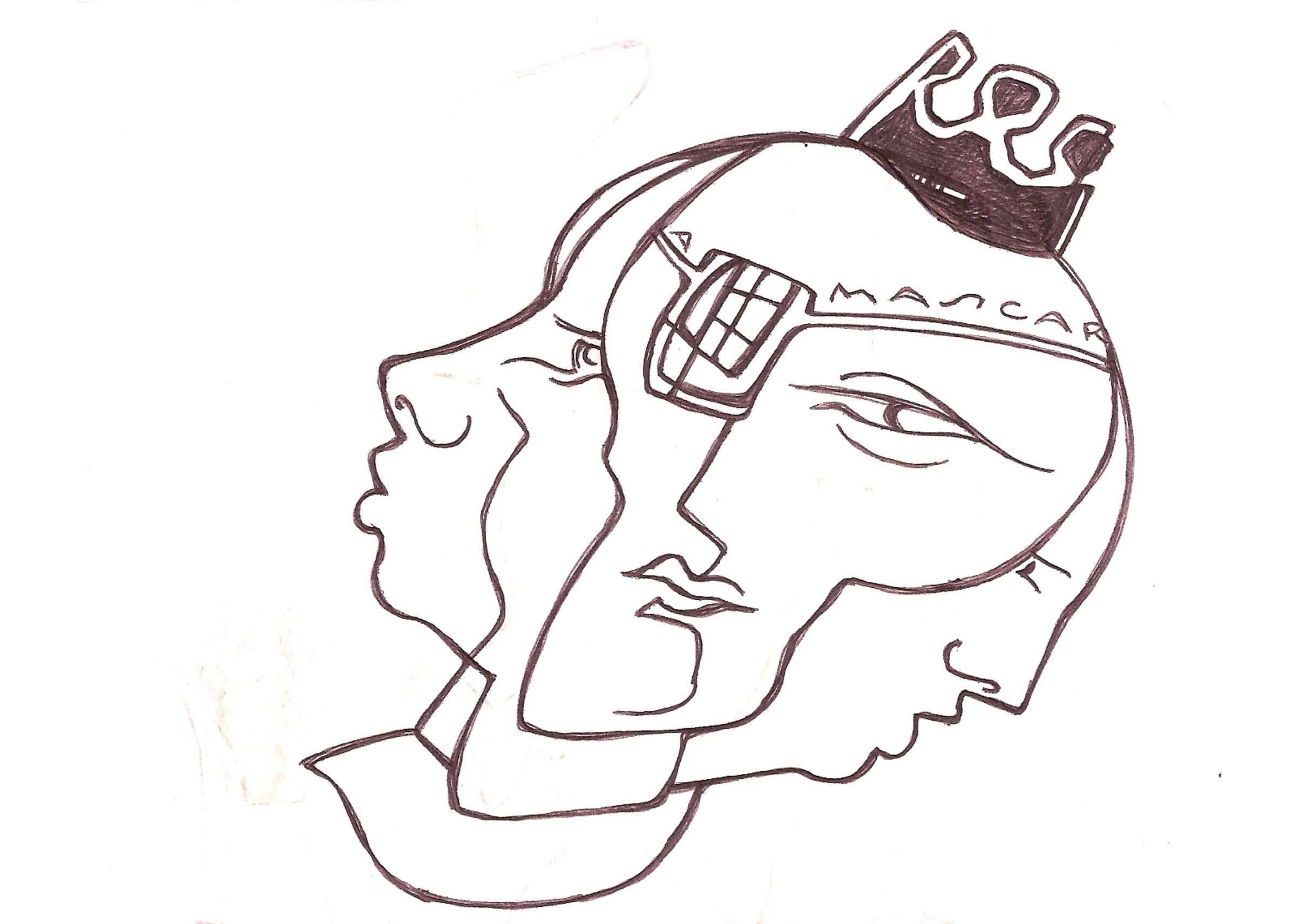 Ladislau da Regueira | As'stâncias em Mosty 08 # Máscara | 2005