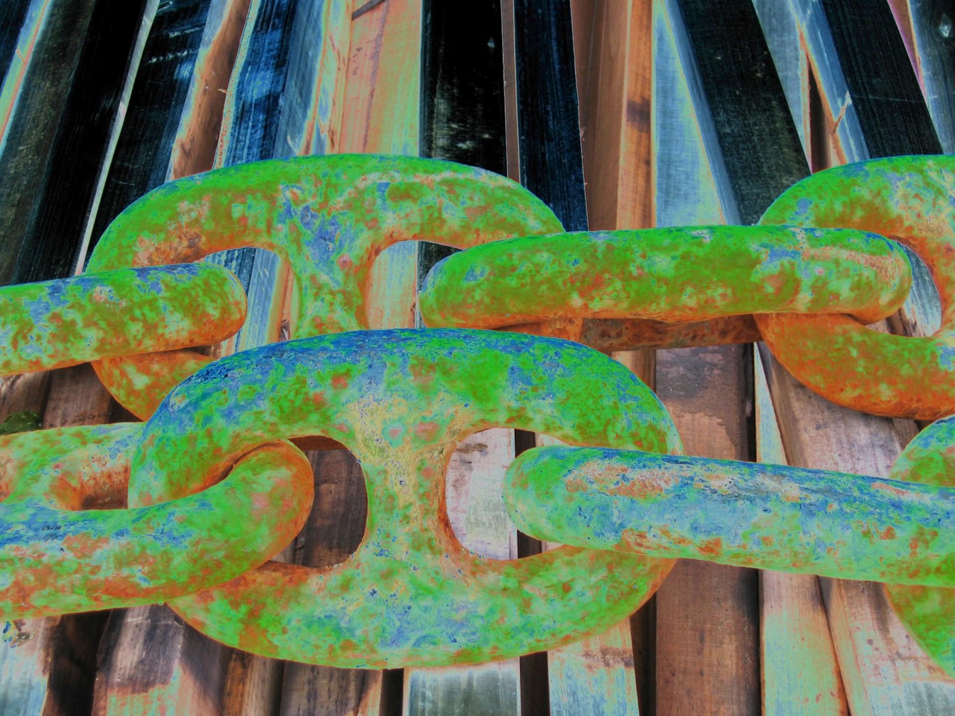 Ladislau da Regueira   Floating marine platform project # Bow chain (2008)