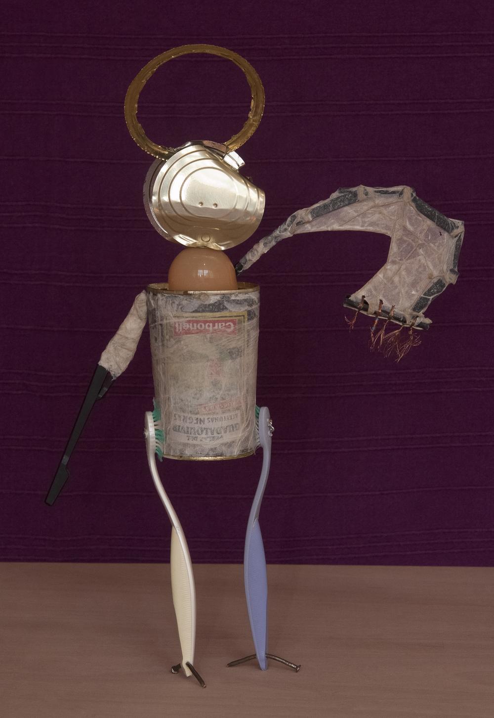 Ladislau da Regueira | Espaciand'o Tempo | Anjo da Anunciação (2004)