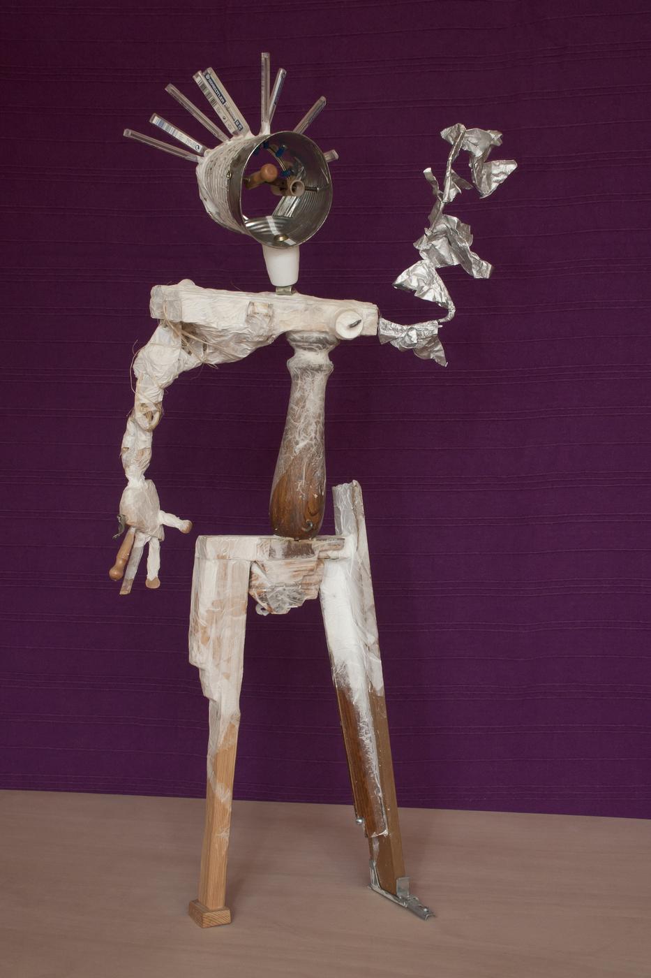 Ladislau da Regueira | Espaciand'o Tempo | As três deusas: O.G.L (2004)