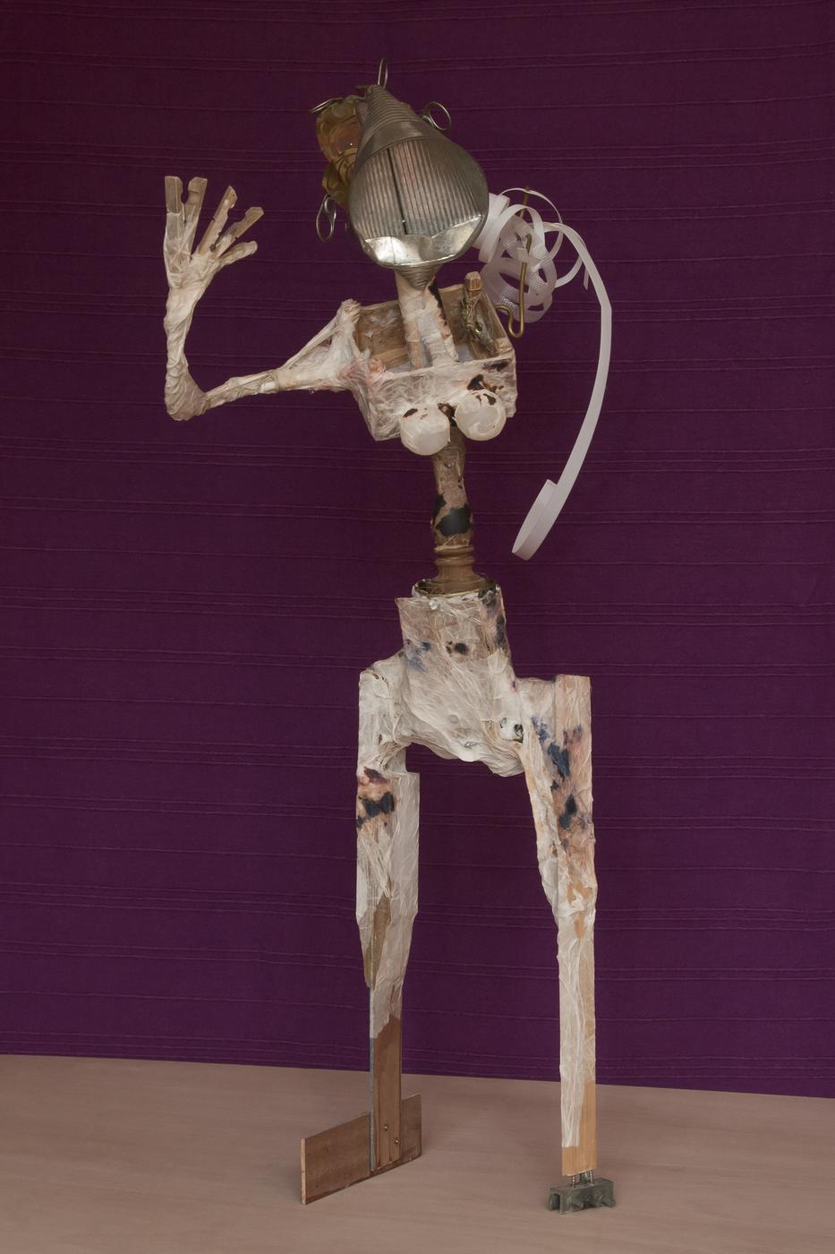 Ladislau da Regueira | Espaciand'o Tempo | As três deusas: A.A.G (2005)