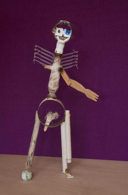 Ladislau da Regueira | Espaciand'o Tempo | As três deusas: L.M.L (2005)