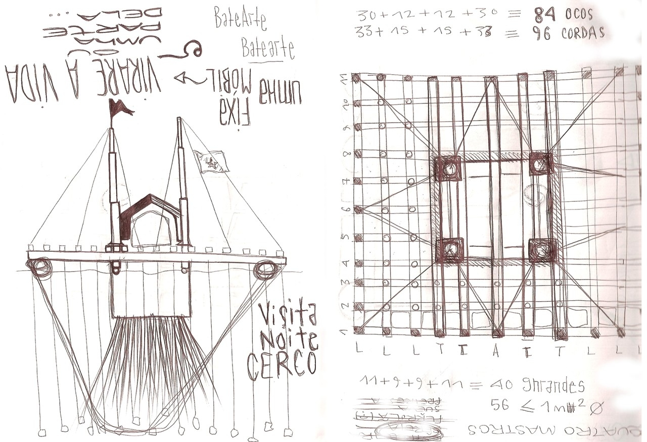 Ladislau da Regueira | Projecto Batea # 7 (2005)