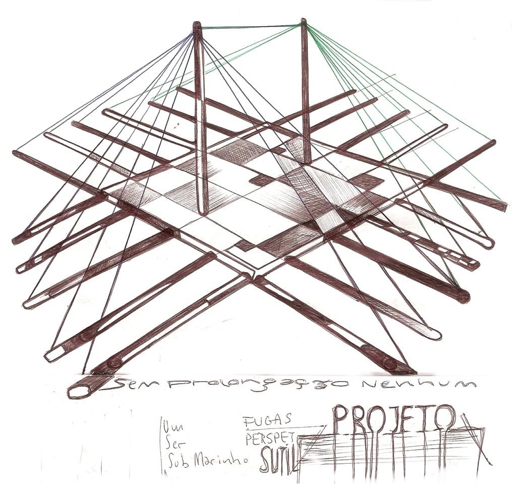 Ladislau da Regueira   Floating marine platform project # 10 (2005)