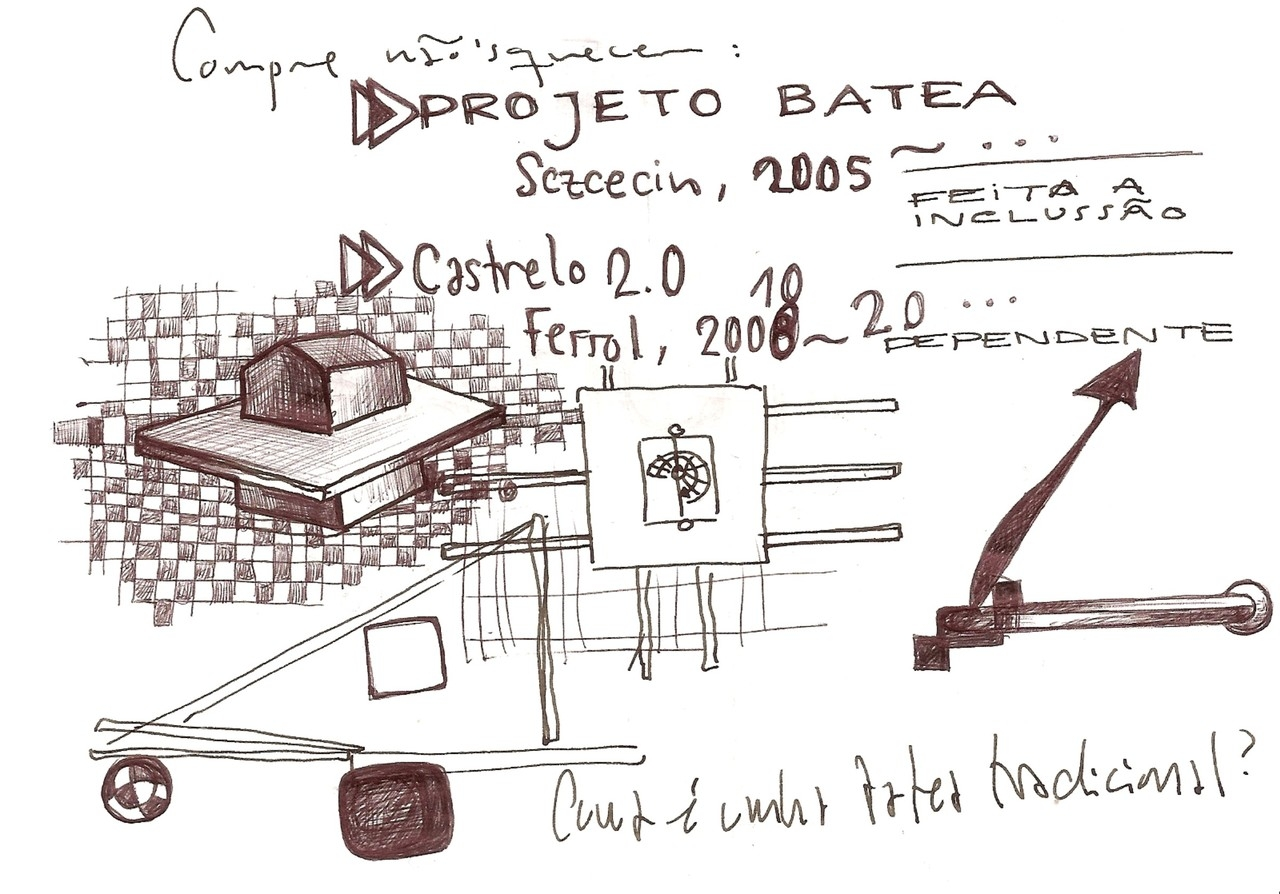 Ladislau da Regueira   Floating marine platform project # 1 (2005)