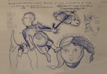 Ladislau da Regueira | Doxografia da'xistência: Acoutações Gráficas | Doc.Núm. 201