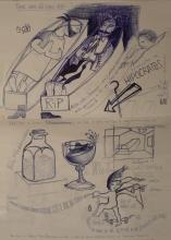 Ladislau da Regueira | Doxografia da'xistência: Acoutações Gráficas | Doc.Núm. 179