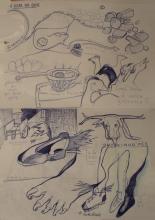 Ladislau da Regueira | Doxografia da'xistência: Acoutações Gráficas | Doc.Núm.173