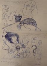 Ladislau da Regueira | Doxografia da'xistência: Acoutações Gráficas | Doc.Núm.158