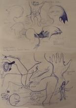 Ladislau da Regueira | Doxografia da'xistência: Acoutações Gráficas | Doc.Núm.152