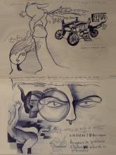 Ladislau da Regueira | Doxografia da'xistência: Acoutações Gráficas | Doc.Núm. 199