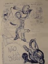 Ladislau da Regueira | Doxografia da'xistência: Acoutações Gráficas | Doc.Núm. 194
