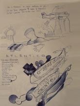 Ladislau da Regueira | Doxografia da'xistência: Acoutações Gráficas | Doc.Núm.193