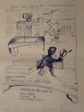 Ladislau da Regueira | Doxografia da'xistência: Acoutações Gráficas | Doc.Núm. 191