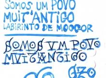 Ladislau da Regueira | Doxografia da'xistência:Carimbos e Garantias | Somos um povo muit'antigo
