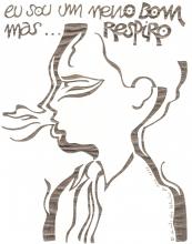 Ladislau da Regueira | Caderno d'Anotações | Eu sou um neno bo, mas ... respiro (1996)