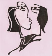 Ladislau da Regueira | Grafites, a orige | Indiferência (1992)