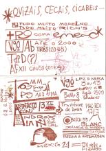 Ladislau da Regueira | Caderno d'Anotações | Galeri'Ando 1 (1999)