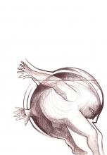 Ladislau da Regueira | As'stâncias em Mosty 14 # Chimp'Ando ou ... caindo mais bem | 2005