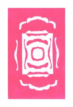 Ladislau da Regueira | Grafites, a orige | Eu no espelho II (1992)