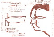 Ladislau da Regueira | Caderno d'Anotações | Historiografia dum caiuco centronhês. Documento 1 (1998)