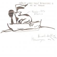 Ladislau da Regueira | Caderno d'Anotações  # Homenagem a Manoel de Oliveira | 2005