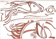 Ladislau da Regueira | Caderno d'Anotações | O peixinho voador americano (1998)