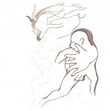 Ladislau da Regueira | Caderno d'Anotações  # Dança d'Antroido | 2004