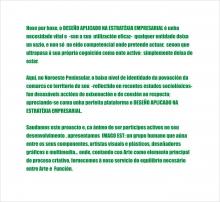 i m a g o e s t | Caderno de Apresentação: Aceitação da Campanha (2003)