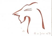 Ladislau da Regueira | Caderno d'Anotações | Cabeça de Galo (1997)