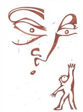 Ladislau da Regueira | Caderno d'Anotações | Um saúdo tam só, mas  ... pode ser tanto (1999)