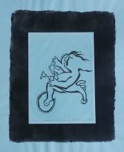 Ladislau da Regueira | Debuxar não é pintar  # O Tricípedo | 1997
