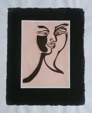 Ladislau da Regueira | Debuxar não é pintar  # Andorinha de asa preta I | 1997