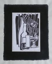 Ladislau da Regueira | Debuxar não é pintar  # Natureza Morta das Dez Táboas | 1996