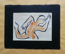 Ladislau da Regueira | Debuxar não é pintar  # O Corredor Amador | 1997