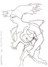 Ladislau da Regueira | Caderno d'Anotações | Hermes de porteiro (2006)