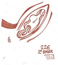 Ladislau da Regueira | Caderno d'Anotações |O que queda dumha quedada num segundo andar (1999)