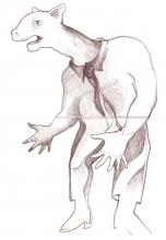 Ladislau da Regueira | Caderno d'Anotações | Escrivano da'scrivania(2006)
