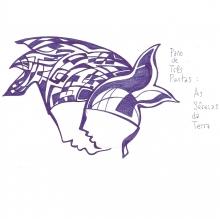 Ladislau da Regueira | Caderno d'Anotações  # Pano das três puntas | 2005