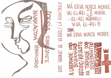 Ladislau da Regueira | Caderno d'Anotações | Dois haikus para Lá Rodríguez (1999)