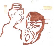 Ladislau da Regueira | Caderno d'Anotações | Umha cabeça tap'outra (1999)