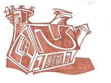 Ladislau da Regueira | Caderno d'Anotações | Tenho umha casinha branca, abaenada polo vento (1999)