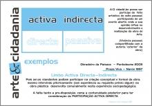 Ladislau da Regueira | Arte e Cidadania ~ Estudo de Confluências 3 (2007)