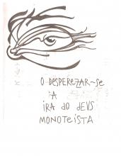 Ladislau da Regueira   Caderno d'Anotações   Um deus monoteista e a Ira (2007)