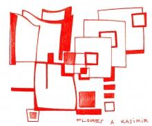 Ladislau da Regueira | Homenagem a Malievitch | Flores a Kasimir (1991)