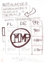 Ladislau da Regueira | As'stâncias em Mosty 04 # Esquema | 2005