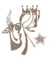 Ladislau da Regueira | Grafites, a orige | Cobilhom mais o Demo Maior (1992)