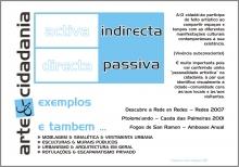Ladislau da Regueira | Arte e Cidadania ~ Estudo de Confluências 5 (2007)