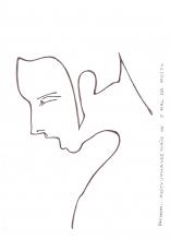 Ladislau da Regueira   As'stâncias em Mosty 06 # O home é o único animal que ...   2005